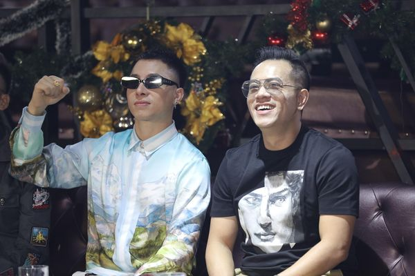 DJ Hoàng Anh xuất hiện ở vị trí giám khảo DJ Star
