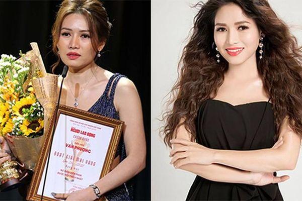 Chân dung Văn Phượng vượt mặt Lan Ngọc, Thanh Hằng đoạt giải Mai Vàng