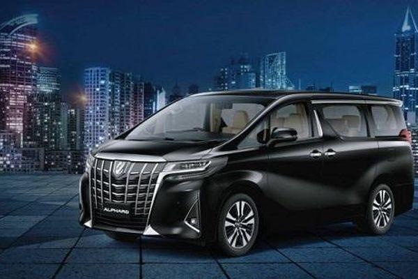 'Chuyên cơ mặt đất' Toyota Alphard 2021 chính thức ra mắt, giá từ 4,219 tỷ đồng