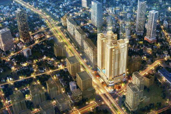Kim cương xanh trên tọa độ vàng của bất động sản Hà Nội