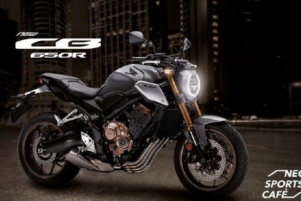 Bộ đôi sportbike 650 cc của Honda phong cách hầm hố, giá từ 238 triệu đồng