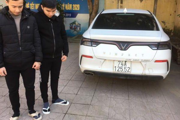 Hà Tĩnh: Bắt giữ 2 đối tượng lừa đảo chiếm đoạt hàng trăm triệu đồng qua mạng xã hội