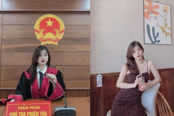Nữ 'Thẩm phán' sở hữu gương mặt xinh đẹp ngồi ghế Chủ tọa khiến dân tình không ngừng xuýt xoa