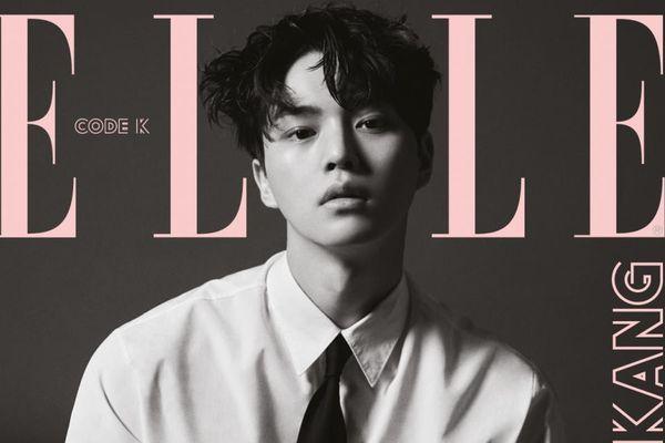 Song Kang lên bìa Elle Hàn Quốc, chia sẻ về bom tấn 'Sweet Home'