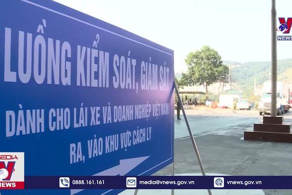 Lào Cai kiểm soát chặt chẽ cửa khẩu, đường mòn lối mở