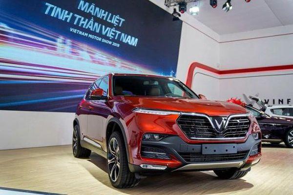 Xếp hạng 7 mẫu SUV tầm giá trên 1 tỷ đồng: VinFast Lux SA2.0 nằm ở đâu?