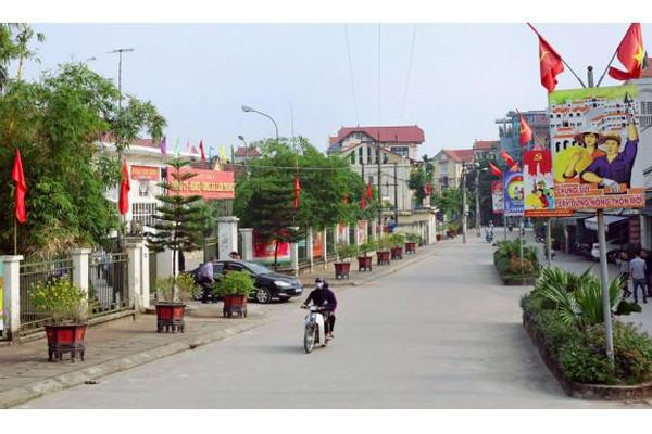 Đan Phượng: Dấu ấn nông thôn mới và hành trình một đô thị hiện đại