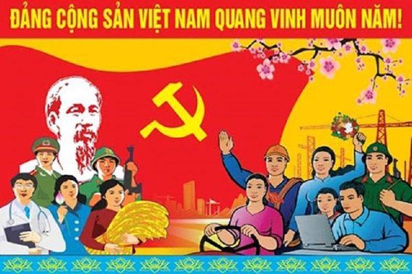 Tập trung cao điểm các hoạt động tuyên truyền Đại hội đại biểu toàn quốc lần thứ XIII của Đảng