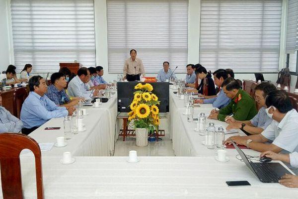 Châu Phú triển khai kế hoạch phát triển kinh tế - xã hội và thu, chi ngân sách nhà nước năm 2021
