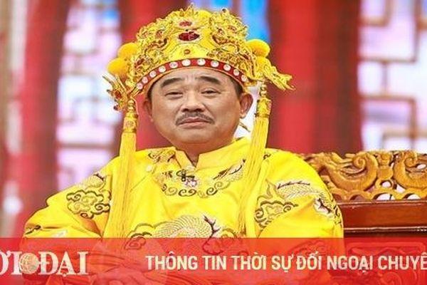 NS Quốc Khánh vẫn đóng vai Ngọc Hoàng trong Táo quân 2021