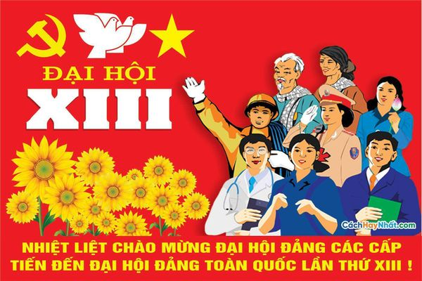 Hướng tới Đại hội Đảng toàn quốc lần thứ XIII