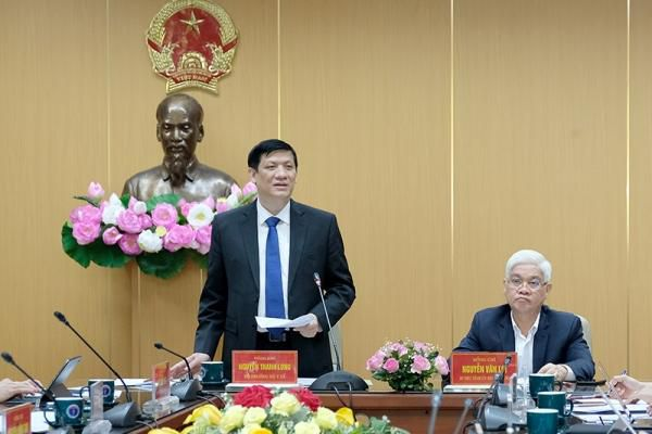 Bộ trưởng Bộ Y tế: BV Chợ Rẫy và BV Đại học Y Dược TP HCM hỗ trợ chuyên môn toàn diện cho Bình Phước