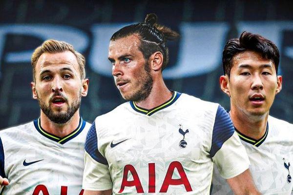 Tottenham phá sản kế hoạch tạo bộ ba Kane-Son-Bale