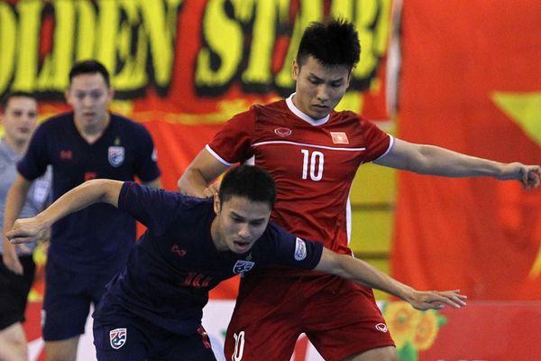 Futsal Việt Nam có cơ hội dự World Cup lần thứ 2