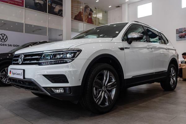 Chi tiết Volkswagen Tiguan Allspace 2021 giá từ 1,7 tỷ tại Việt Nam