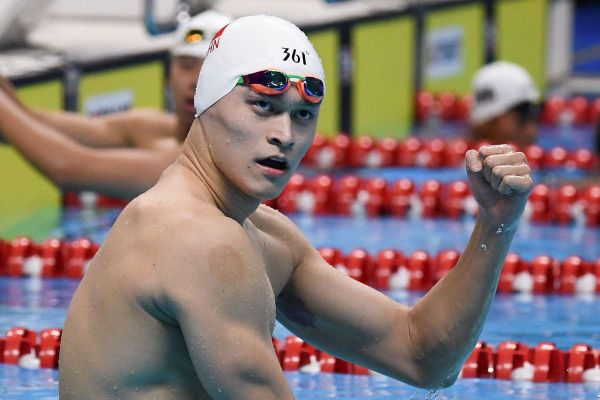 Hủy án cấm thi đấu Sun Yang