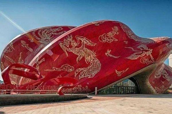 Khám phá tòa nhà xấu xí nhất Trung Quốc