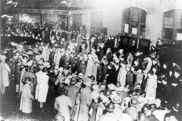Hình ảnh hiếm thấy nạn nhân vụ chìm tàu Titanic