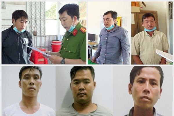 Thêm 8 đối tượng liên quan tới trường gà 'siêu khủng' tại An Giang bị khởi tố