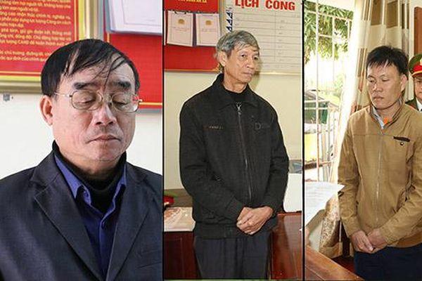 Nghệ An: Khởi tố 2 chủ tịch xã cùng thuộc cấp khai khống hồ sơ lấy tiền hỗ trợ lũ lụt
