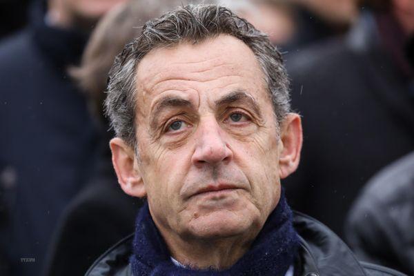 Cựu Tổng thống Pháp Nicolas Sarkozy đối mặt với rắc rối pháp lý mới