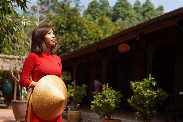 Những hình ảnh đậm đà bản sắc văn hóa Việt tại vùng đất thép Củ Chi