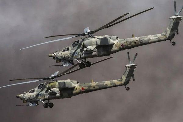 Máy bay quân sự Nga xuất hiện trong vùng xung đột của người Kurd và Thổ Nhĩ Kỳ