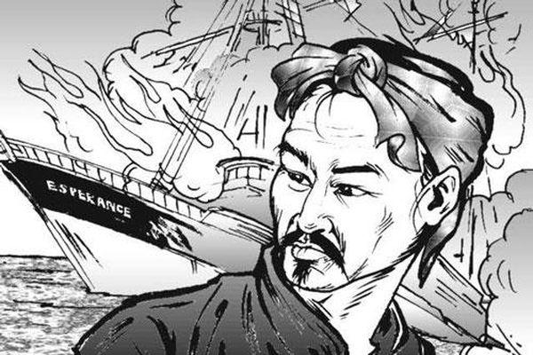 Ai là người Việt đầu tiên đánh chìm chiến hạm Pháp?