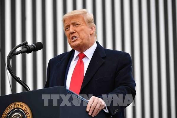 Tổng thống Mỹ yêu cầu chính phủ giảm thiểu mua sắm từ Trung Quốc