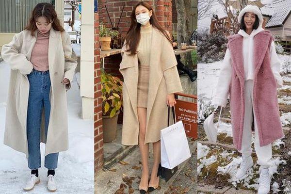Ghi nhớ 4 cách chọn áo khoác dáng dài ưng ý không dìm dáng