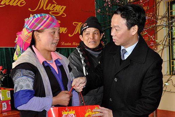 Yên Bái: Gần 15.400 hộ nghèo sẽ được tặng quà nhân dịp Tết Nguyên đán Tân Sửu 2021