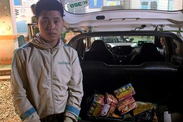 Phát hiện 2 vụ vận chuyển hơn 300kg pháo nổ tại tỉnh Gia Lai