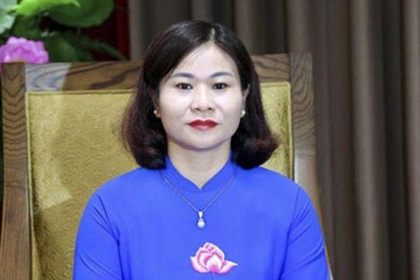 Chân dung nữ Phó bí thư Thành ủy Hà Nội Nguyễn Thị Tuyến