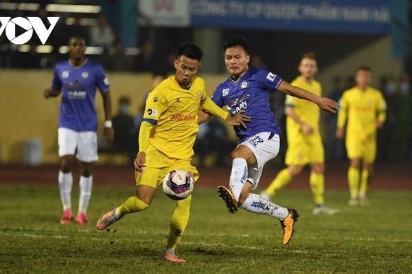 Hậu vệ U22 Việt Nam tiết lộ chiến thuật giúp Nam Định 'vùi dập' Hà Nội FC