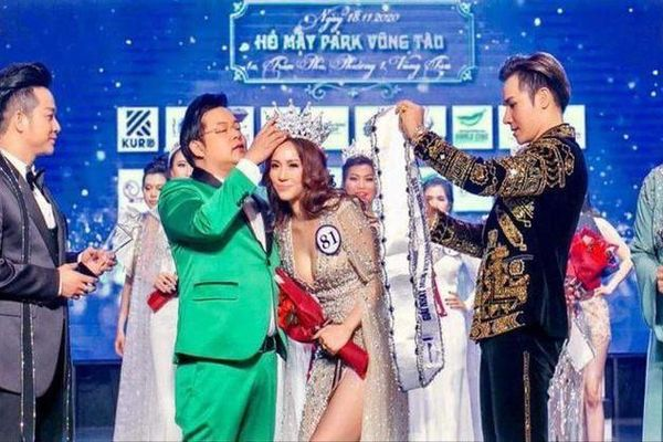 Ban tổ chức 'Hoa hậu Doanh nhân sắc đẹp Việt' bị phạt 90 triệu đồng