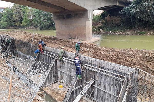 Thi công khi dự án chưa hoàn thành đánh giá tác động môi trường