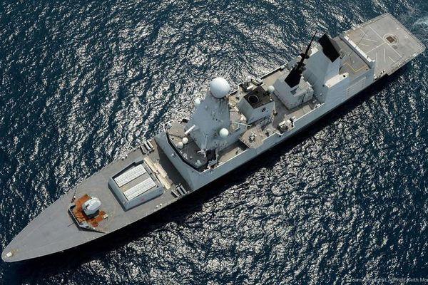 Toàn bộ khu trục hạm của Anh sẽ hết hạn trong 20 năm tới