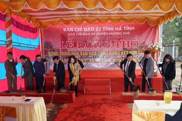 Học sinh, người dân miền núi Hà Tĩnh xúc động đón nhận 'Điều ước cho em'