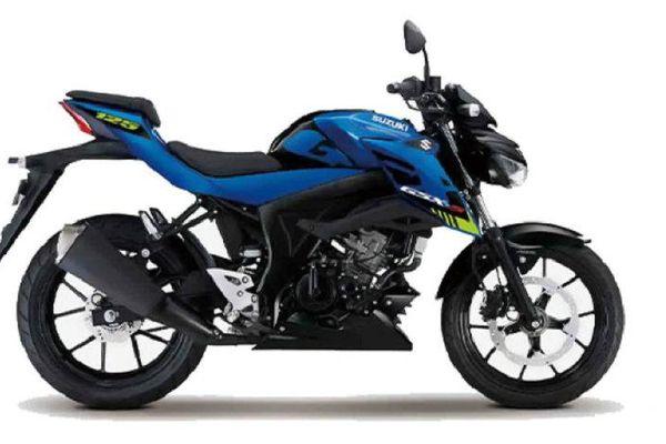 Suzuki GSX-S125 2021 thêm màu áo mới, giá từ 85 triệu đồng