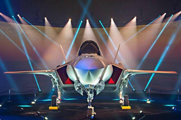 Tiêm kích thuộc chương trình NGAD có thể thay thế F-35 của Mỹ