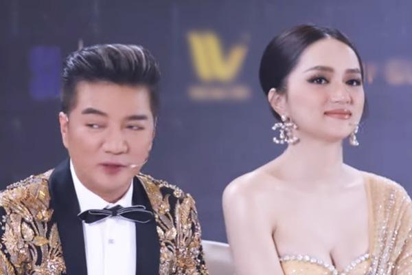 Đàm Vĩnh Hưng gọi Hoa hậu chuyển giới Hương Giang là 'vợ'