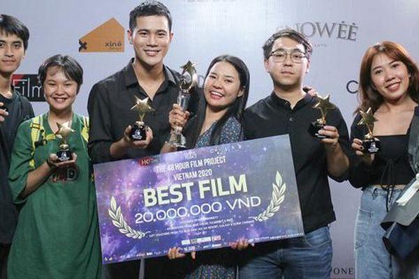 'Lư Đồng' thắng đậm tại cuộc thi làm phim 48 giờ