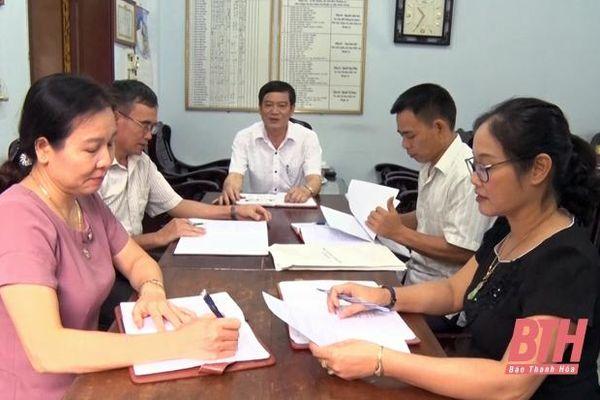 Đảng bộ huyện Quan Hóa tăng cường công tác kiểm tra, xử lý nghiêm những đảng viên vi phạm