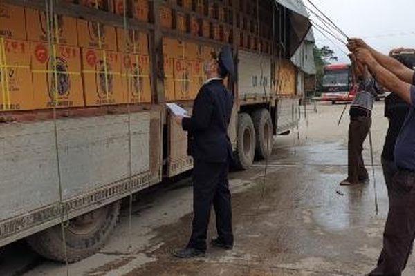 Hà Tĩnh ráo riết triển khai chống buôn lậu dịp Tết Nguyên đán 2021