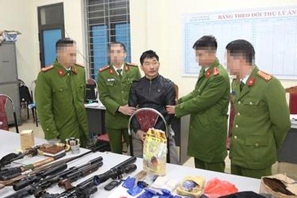 Cam go cuộc chiến chống tội phạm ma túy ở Vân Hồ