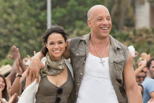20 năm tri kỷ của Vin Diesel và Michelle Rodriguez