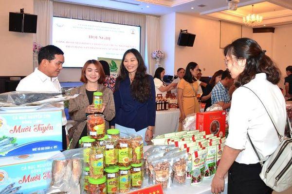 Bình Thuận công bố 56 sản phẩm OCOP