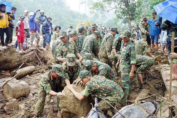 Hiến kế giảm thiểu tác động do thiên tai ở khu vực miền Trung