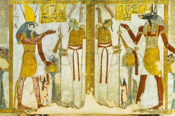 Thần chiến tranh của Ai Cập cổ đại tàn ác cỡ nào?