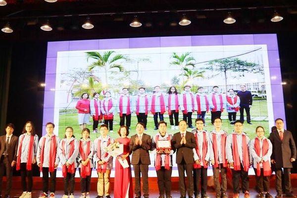 Hải Phòng: 96 học sinh đoạt giải HSG quốc gia năm học 2020-2021